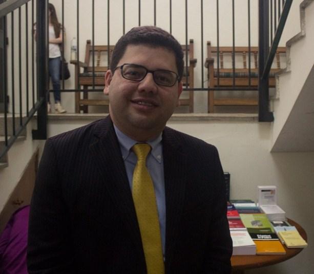 Henry Isaza enfatiza relevancia de pactos internacionales. Foto: Luis Rodrigues