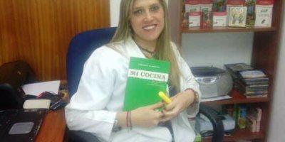 Luisa Alzurú calorías