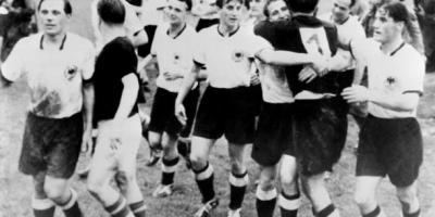 Mundial Suiza 1954