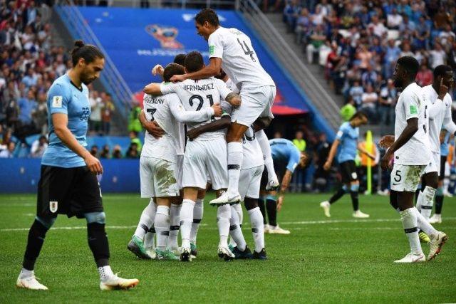 Francia Uruguay