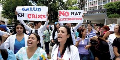 Protesta enfermeria