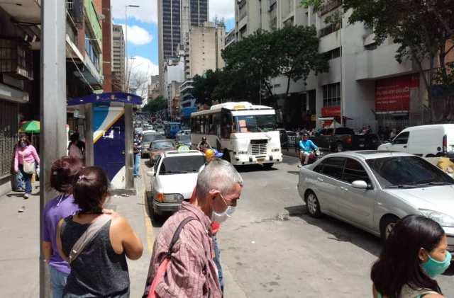 Caracas cuarentena