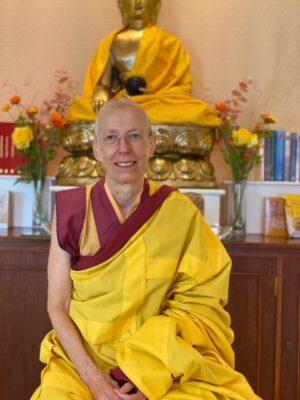meditation teacher Gen Dema