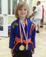 Children's Martial Arts Camp