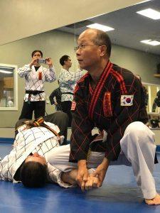 Ko Am Mu Do martial arts