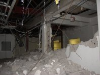 April 2004 - Basement Demolition