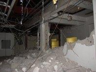 April 2004 - Basement Demolition