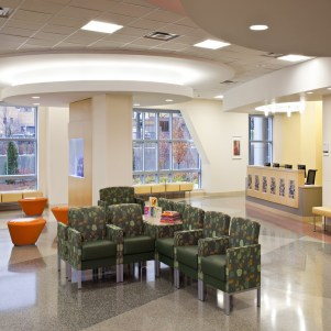 Emergency Department Waiting Area