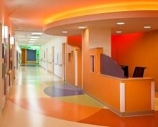 Corridor Hoteling Station