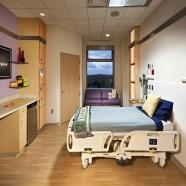 General Care/ICU Patient Room