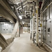 Air Handling Unit - Main Mechanical Room
