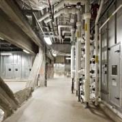 Air Handling Unit - Main Mechanical Room