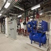 Control Air Compressor - Central Plant
