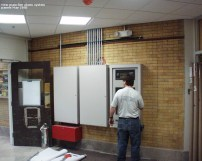 200205 - new main fire alarm system panels