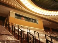 Light Booth - Balcony Level