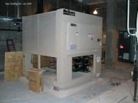 New cooling unit