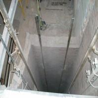 Old shaft demo