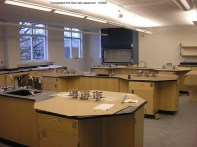 Completed First FLoor Lab Classroom
