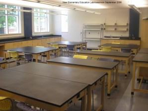 New Elementary Education Lab/Classroom