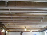 Partial joist replacement