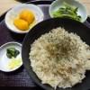これぞ関西の出汁文化が生んだ究極の飯料理!かやくご飯を食す!【なんば 大黒】