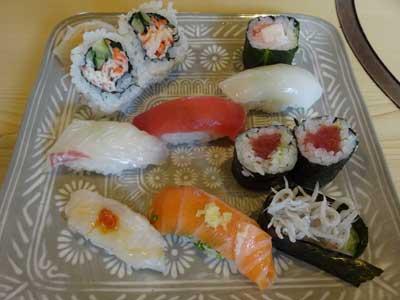 優雅にミナミの景色を眺めながら最上の寿司を食べる贅沢!【久左衛門 大喜】
