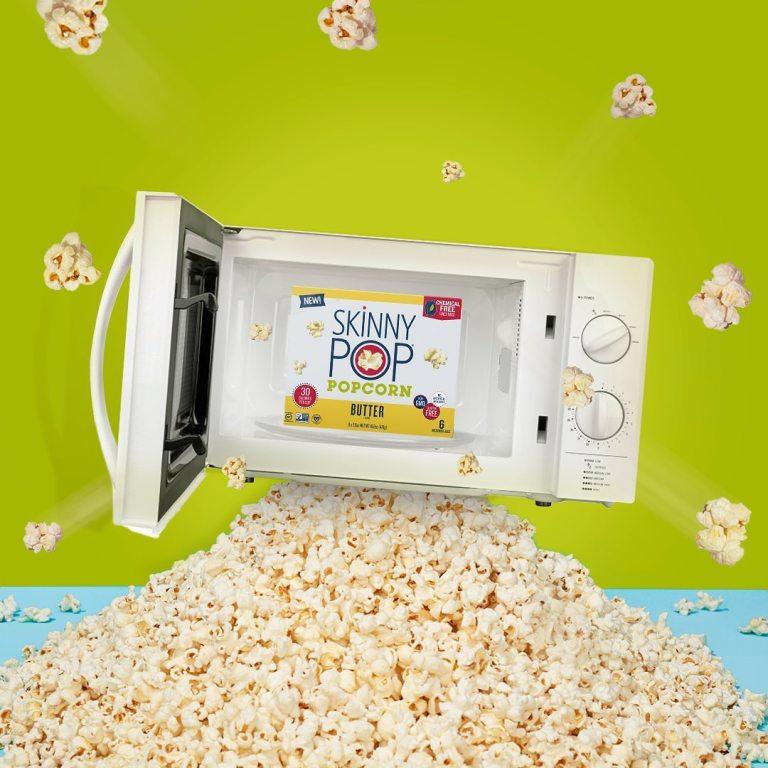 cpg entrepreneurs image of skinny pop popcorn