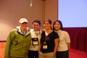 AFS Conference in Madison (2004/8)