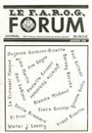 Le FAROG FORUM, 15.4