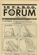 Le FAROG FORUM, 9.5