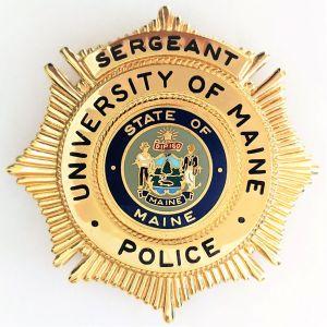 UMPD Sergeant Badge
