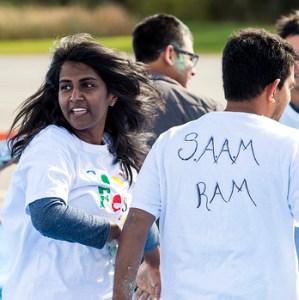 South Asian Association of Maine Color Fest