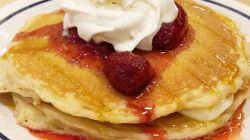 Yummilicious #sweet #sweettooth #ihop #pancakes #desserts #delicious #yummy #instafood #amazing #delish #foodlove