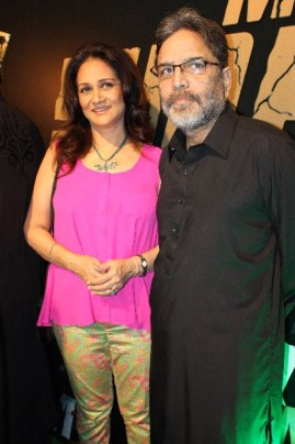 Bushra Ansari with