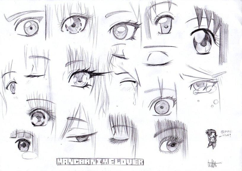 Manga_eyes___Sketch_by_MangaAnimeLover
