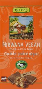 Geschenke für Veganer: Nirwana Schokolade