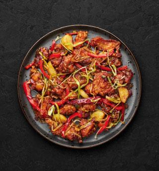 Korean Chilli Chicken