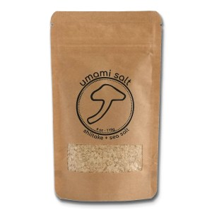 4 oz package of Umami Salt Original