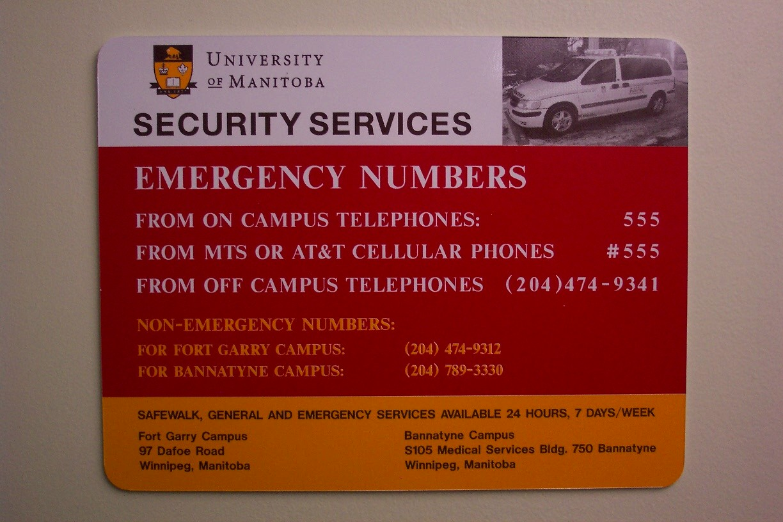Security Equipment Winnipeg