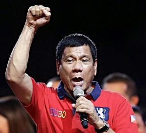 ロドリゴ・ドゥテルテ大統領(フィリピン)
