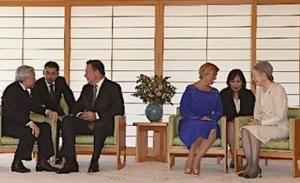 パナマ大統領とご会談