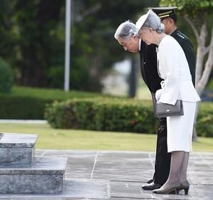 天皇皇后フィリピン巡礼の旅