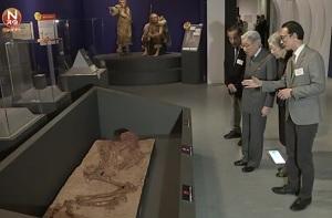 両陛下、「世界遺産ラスコー展」を鑑賞