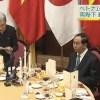 天皇陛下晩さん会でお言葉ベトナム公式訪問