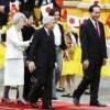 両陛下、ベトナム国家主席府で歓迎式典