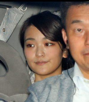 眞子さま、行事で天皇陛下のもとへ 婚約準備の報道後初その3