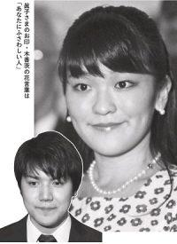 眞子さまと小室圭さん