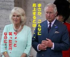 チャールズ皇太子とカミラ夫人
