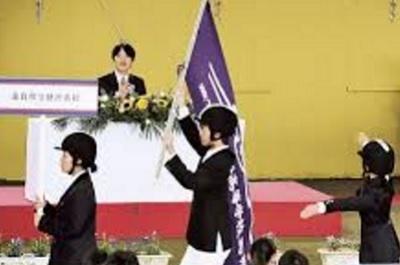 秋篠宮殿下馬術大会
