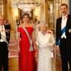 キャサリン妃とレティシア王妃、晩餐会でティアラ対決?